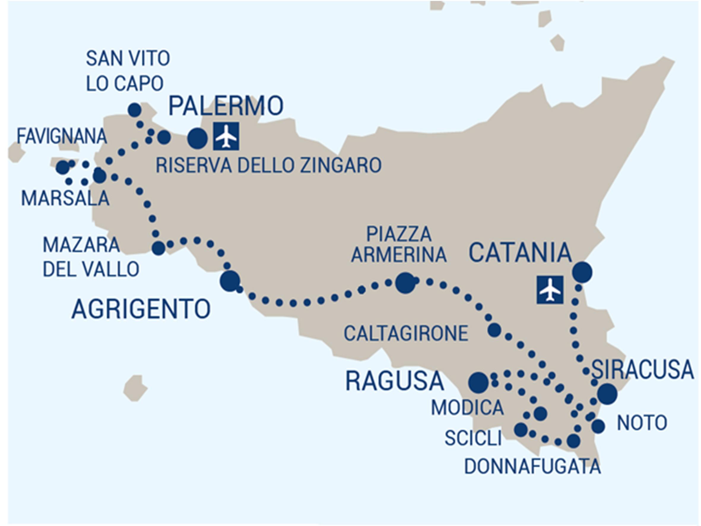 Tour Sicilia Ricercata Image