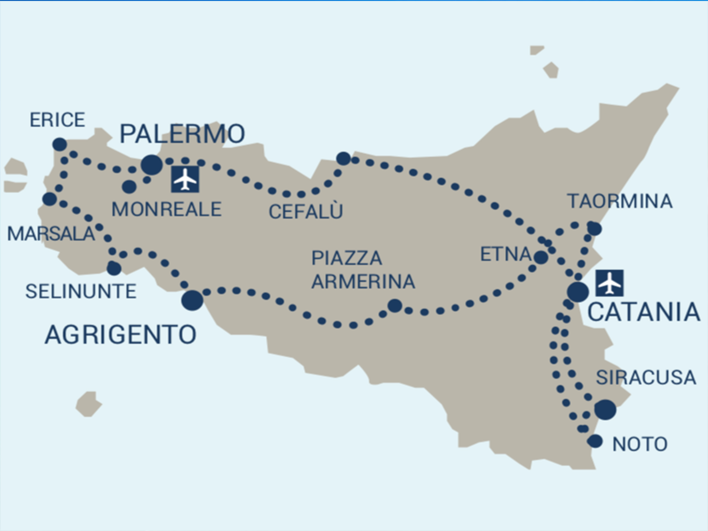 Tour Sicilia Occidentale Image